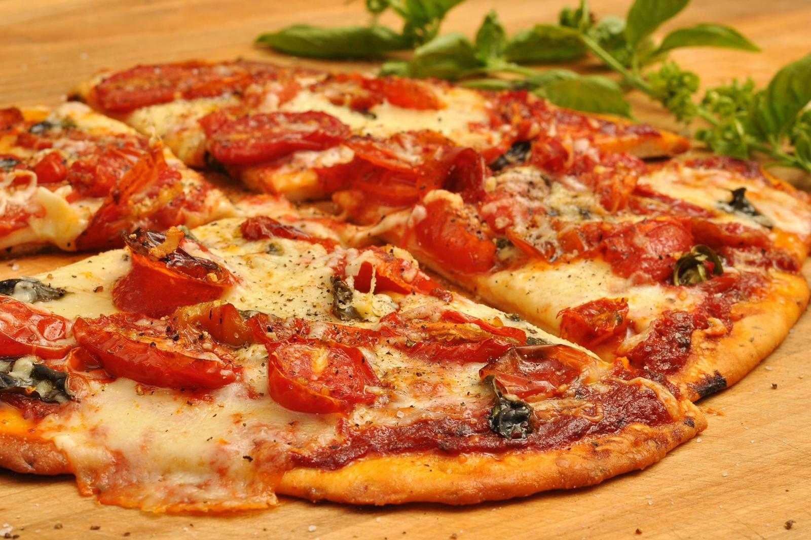 auténticas pizzas y calzones